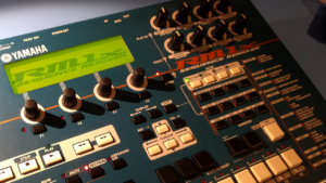 Yamaha RM1x – Replacing All Buttons